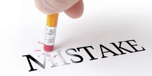 Top 5 Biggest mistakes small businesses make